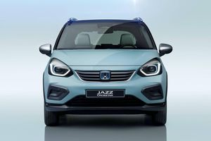 Honda Jazz 2020 'lột xác' với diện mạo mới mềm mại