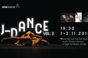 Nghệ sĩ Nhật Bản trình diễn múa J-DANCE Vol.2
