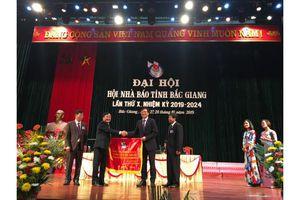 Nhà báo Trịnh Văn Ánh được bầu làm Chủ tịch HNB tỉnh Bắc Giang khóa X, 2019-2024