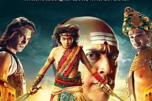 Lịch phát sóng phim 'Vị vua huyền thoại' trên VTC7