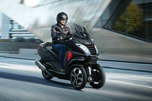 Mahindra nắm quyền sở hữu hoàn toàn bộ phận xe tay ga của Peugeot