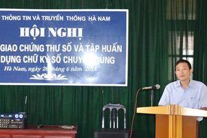 Phó Giám đốc Sở TT-TT Hà Nam vi phạm những điều đảng viên không được làm