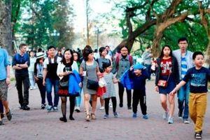 Đón gần 2,3 triệu lượt du khách, Hà Nội ước thu trên 8.400 tỷ đồng trong tháng 10/2019