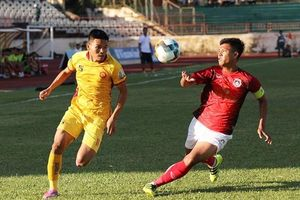 Nghẹt thở thắng Phố Hiến ở trận play-off, Thanh Hóa trụ lại V-League