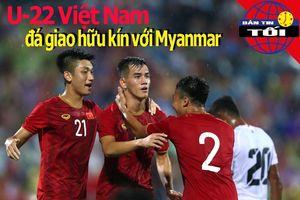 U-22 Việt Nam đá giao hữu kín gặp Myanmar; HAGL có tân binh