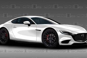 Mazda úp mở về mẫu xe thể thao mới