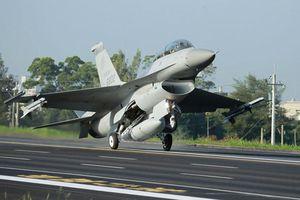 Đài Loan duyệt hơn 8 tỷ USD mua 66 máy bay F-16 của Mỹ