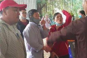Côn đồ đại náo tịnh thất Bồng Lai: CA xuống hơi chậm