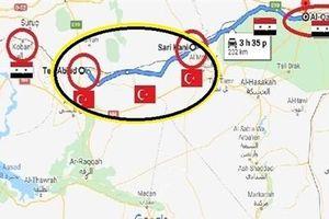 'Mùa xuân hòa bình': SAA vây quân Thổ trong cái túi lớn