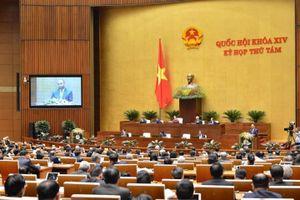 Thủ tướng yêu cầu thành viên Chính phủ tham dự đầy đủ các phiên thảo luận của QH