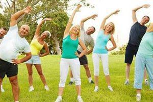 Tập thể dục quá hăng có đột quỵ lần 2?