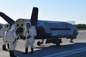 Thiết bị bay tuyệt mật của Không quân Mỹ trở về Trái Đất
