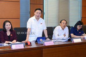 Bộ trưởng Trần Hồng Hà đề xuất Bộ trưởng, chủ tịch tỉnh không là đại biểu Quốc hội