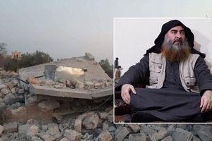 Thi thể trùm khủng bố al-Baghdadi được thủy táng giống Osama bin Laden
