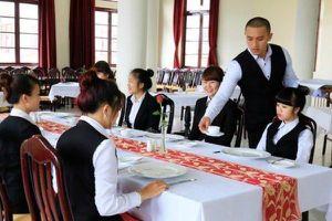 Trường nghề đào tạo miễn phí cho người lao động