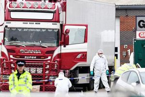 Phía Bỉ tiết lộ thêm tình tiết bất ngờ của vụ container chở 39 thi thể