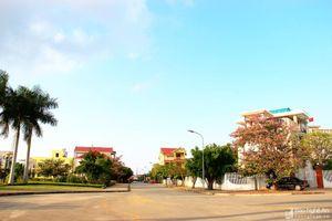 Hiệu quả phát triển đô thị và cụm công nghiệp ở Đô Lương