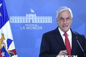 Tổng thống Chile Sebastían Pinẽra tiến hành cải tổ Nội các
