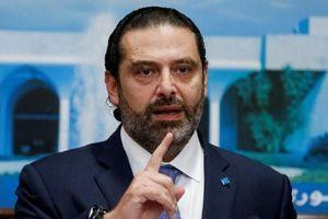 Thủ tướng Lebanon Saad al-Hariri từ chức giữa lúc biểu tình leo thang