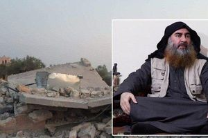 Chiến sự Syria: Sự thật bất ngờ về vật khiến thủ lĩnh IS 'sa lưới' và bức tử trong đường hầm ở Idlib