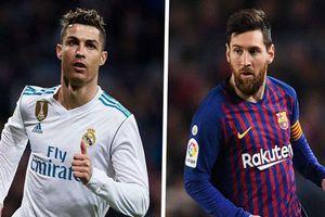 Ronaldo: 'Cạnh tranh với Messi giúp tôi trở nên tốt hơn'