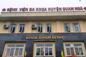 Kỷ luật giám đốc bệnh viện bị tố nhận tiền chạy việc