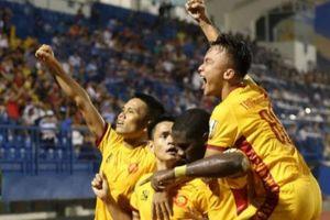 Siêu phẩm vô lê giúp Thanh Hóa ở lại V-League