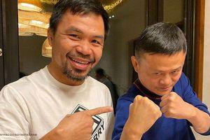 Jack Ma thách đấu 'độc cô cầu bại' Floyd Mayweather