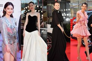 Lý Thấm, Trương Thiên Ái, Kiko Mizuhara,… đọ sắc trên thảm đỏ của Liên hoan phim Quốc tế Tokyo lần thứ 32