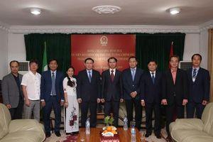 Nhiều cơ hội cho doanh nghiệp Việt Nam tại Nigeria