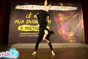 Lễ hội múa đương đại Quốc tế 'XPostion O' lần đầu tiên tại Việt Nam