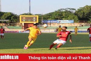 Thắng Phố Hiến 1-0, Thanh Hóa trụ lại V-League