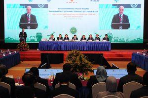 25 quốc gia châu Á tham dự Diễn đàn liên chính phủ về GTVT tại Hà Nội