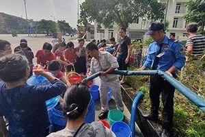 Vì an ninh nguồn nước sạch