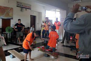 CA điều tra vụ nhân viên trung tâm đào tạo trẻ tự kỉ Tâm Việt đánh, đe dọa học sinh