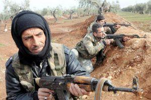 Phiến quân thân Thổ Nhĩ Kỳ bắt giữ 14 binh sĩ Syria