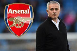 Mourinho lại 'gây bão', sắp về dẫn dắt Arsenal