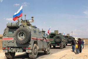 Sự thực thông tin quân cảnh Nga bị pháo kích ở biên giới Syria - Thổ Nhĩ Kỳ
