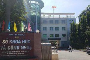 Khai trừ Đảng đối với cựu giám đốc Sở KH&CN Đồng Nai