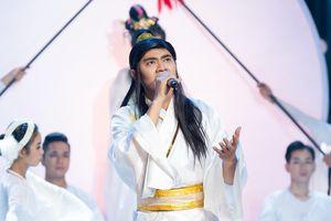 Minh Luân, Phương Trinh hát 'Về đâu mái tóc người thương'