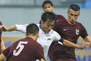 CLB Sarajevo thua đội sinh viên Nhật Bản ở giải U21 quốc tế