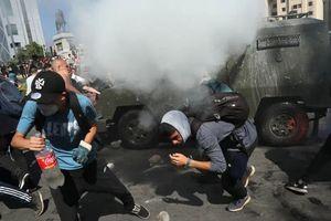 Chile hủy đăng cai APEC nửa tháng trước ngày hội nghị khai mạc
