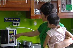 Máy lọc nước có cải thiện được nguồn nước nhiễm styren?