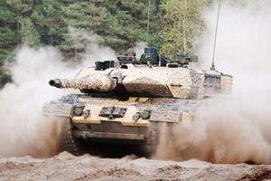 Quân đội Đức sở hữu xe tăng Leopard 2 được nâng cấp lên chuẩn mới A7V