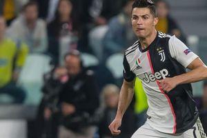 Ronaldo mệt mỏi