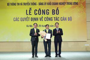 Vietnam Post có chủ tịch mới