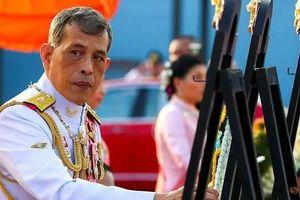 Vua Thái tiếp tục sa thải một loạt quan chức hoàng gia