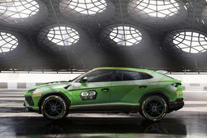 Lộ diên siêu xe Lamborghini phiên bản xe đua cực chất