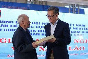 70 năm các chuyên gia và quân tình nguyện Việt Nam tại Lào
