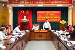 Tọa đàm nâng cao chất lượng tuyên truyền chính sách BHXH, BHYT